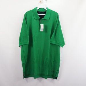 New Charles Tyrwhitt Spell Out Golf POlo Shirt XL